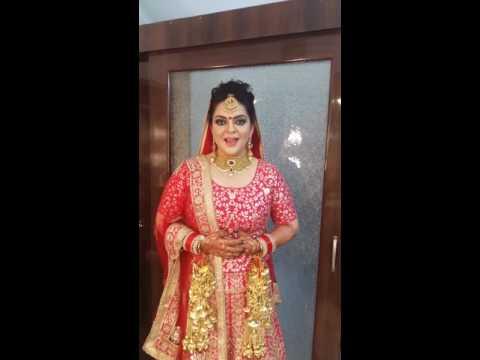 Puneet Makeup Artist | Client Review | Amritsar