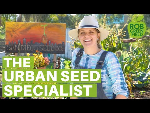 Brijette Romstedt: San Diego Seed Company