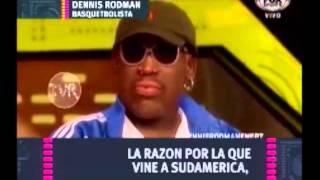 Dennis Rodman, otra victima del periodismo hegemonico de Argentina