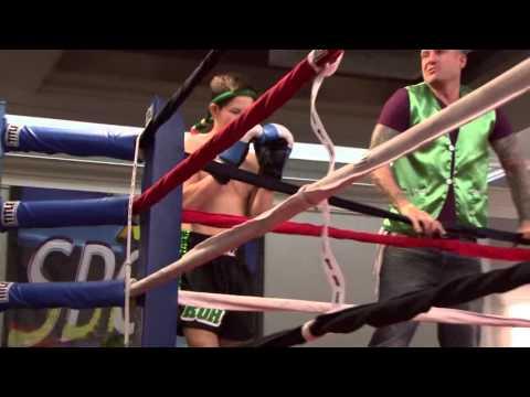 Amateur Fight Night #28 (Muay Thai Kickboxing) (Feb 27, 2016) (Part 1/5)