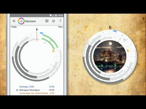 Horzono time zones world clock android apps on google play sciox Images