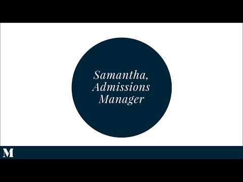 Further Information with Samantha Rozynski Student Admissions Manager