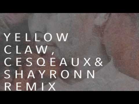 SIROJ Ft. Ayden - Slowly (Yellow Claw Cesqeaux & Shayronn Remix)