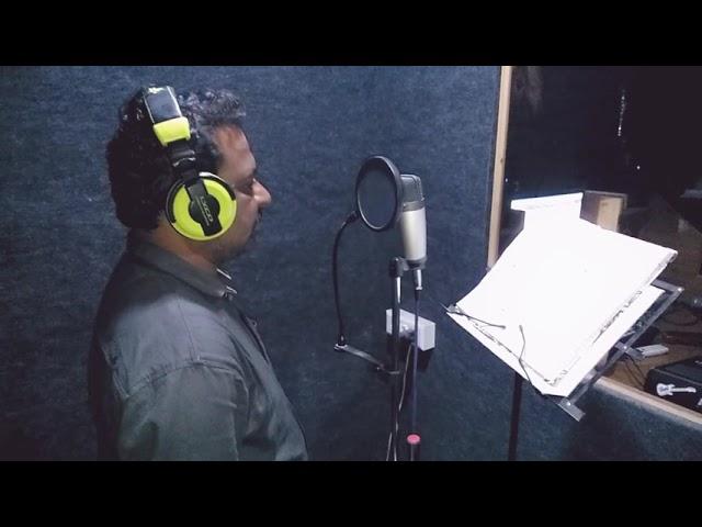 Adiwasi Songs Live Recording // Spandan Studio Jhabua // Singer - Kailash Solanki