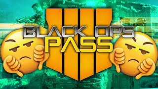 The Black Ops 4 Pass Sucks! Angry Rant Black Ops 3 DLC Rant!