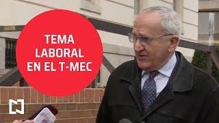 T-MEC, México puede perder competitividad. Entrevista con Moisés Kalach - Estrictamente Personal