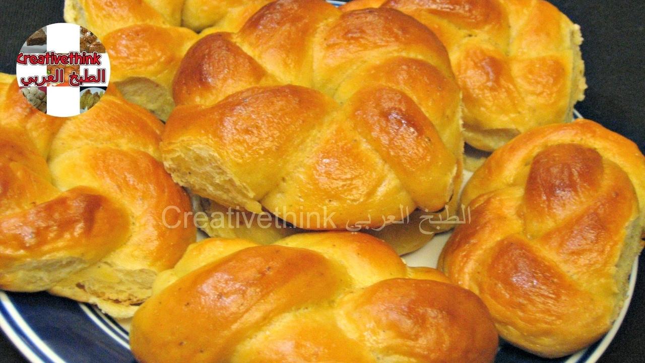 Pin By Creativethink الطبخ العربي On الطبخ العربي و العراقي اللذيذ Mediterranean Recipes Food Pretzel Bites Bread