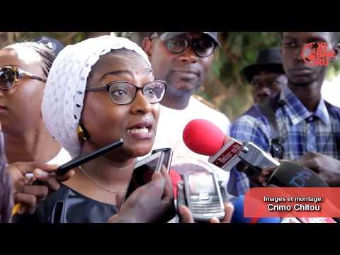 """Ndèye Khady Diack fille de Lamine Diack """"ça fait 2 ans que nous attendons..."""""""