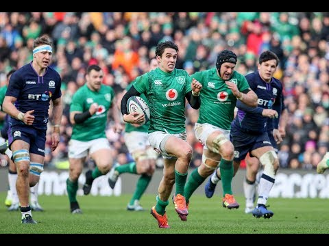 Short Highlights: Scotland 13-22 Ireland   Guinness Six Nations
