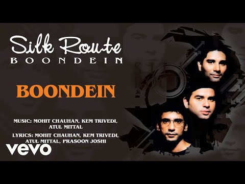 Boondein - Silk Route | Official Hindi Pop Song