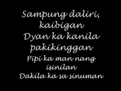 Bulag, Pipi, at Bingi by Yeng Constantino (w/ lyrics ...