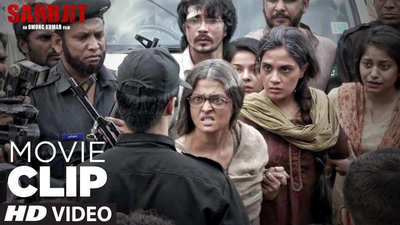 Himmat Hai..Hai Himmat...| SARBJIT | Movie Clip |Aishwarya Rai Bachchan, Randeep Hooda, Richa Chadda