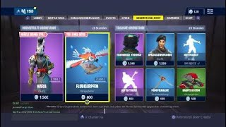 Fortnite new shop oni skins