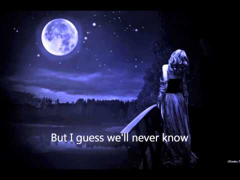 What If by Kate Winslet with lyrics