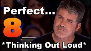 thinking out loud voice? best thinking out loud covers songs on the voice got talent ed sheeran