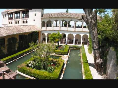 great examples of islamic architecture in al andalus spain youtube