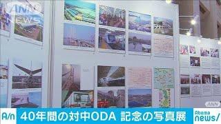 中国へのODA開始40年を記念し北京の大学で写真展(19/12/08)