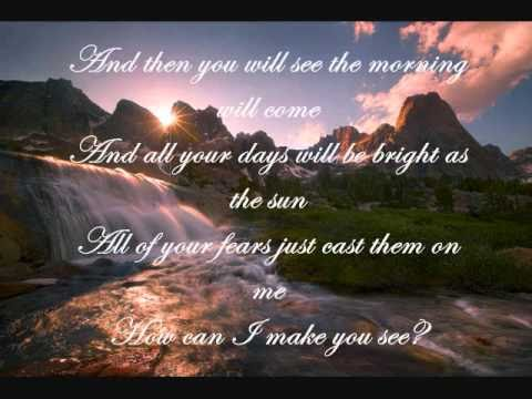 Celine Dion and R.Kelly- I'm Your Angel (Lyrics)