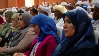الملتقى الدولي البعد الصوفي والتحديات الدولية  للزاوية التيجانية بجامعة عمار ثليجي بالاغواط 2016