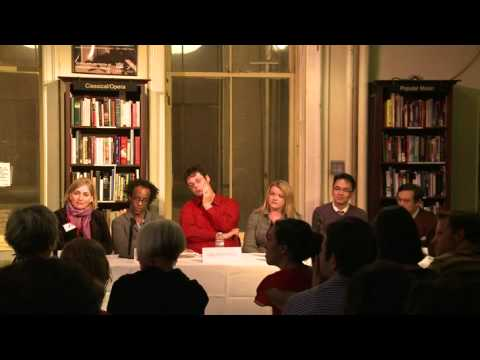 The New Vernacular - Q&A Panel