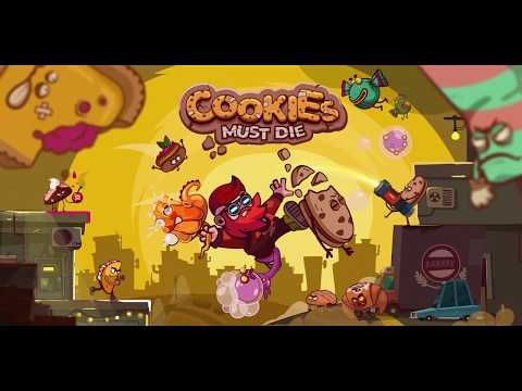 Cookies Must Die - Trailer