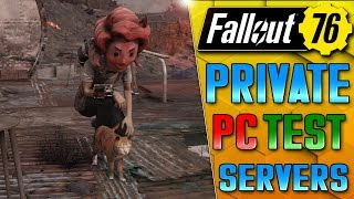 Public Test Servers Coming! - Fallout 76 News Updates