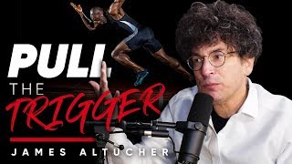 PULL THE TRIGGER: How To Invest, Earn Profit And Being Risk Averse | James Altucher On London Real