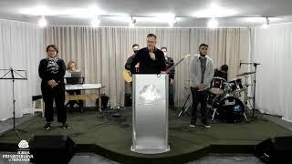 Rev. Alcedir Sentalin   Culto 15/08/2021