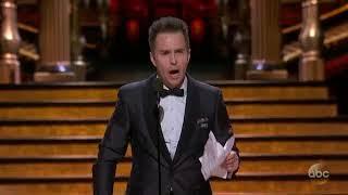 Sự cố trong đêm trao giải thưởng điện ảnh Oscar 2018