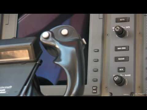 Inside the Beechcraft Premier I Cockpit