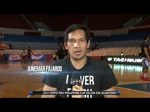 Kilalanin Si Idol: June Mar Fajardo   PBA Philippine Cup 2016 - 2017