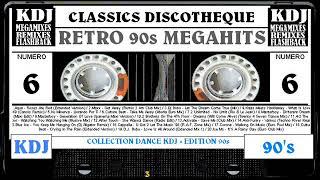 Classics Discotheque 06   Editon 90s   Kdj Megamix
