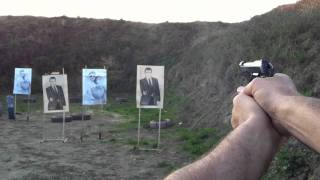 Shooting with my father