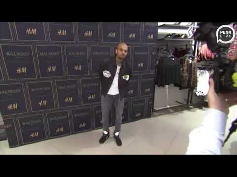 Controversial rapper Chris Brown arrested after Florida show