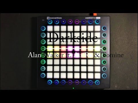 [2k]alan-walker---darkside-(ft.-au/ra-&-tomine-harket)-|-launchpad-cover-[unipad-project-file]