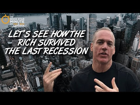 Part 2 in NEW YORK! How Did The Rich Survive The 2007 Financial Crisis