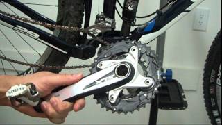 How to convert a Shimano 2x10 into 1x10 using RaceFace Narrow Wide Chain ring