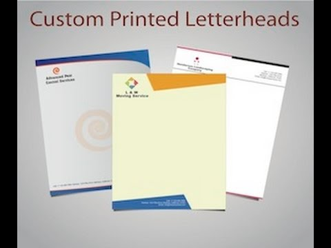 Letterhead Printing | Stationery Printing in Wall, NJ from Highridge Graphics