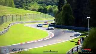 GT6 ニュル15ミニッツをいろんな車でトライ フォードシェルビーGT500編