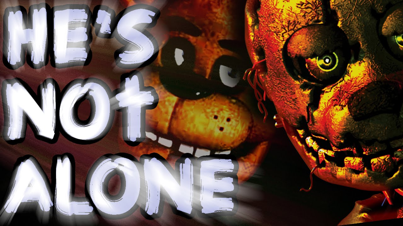 there will be more than one animatronic five nights