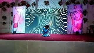 Main hoon na ( cover ) sanish nair l lyrical feel dance choreography l harshit rathor l