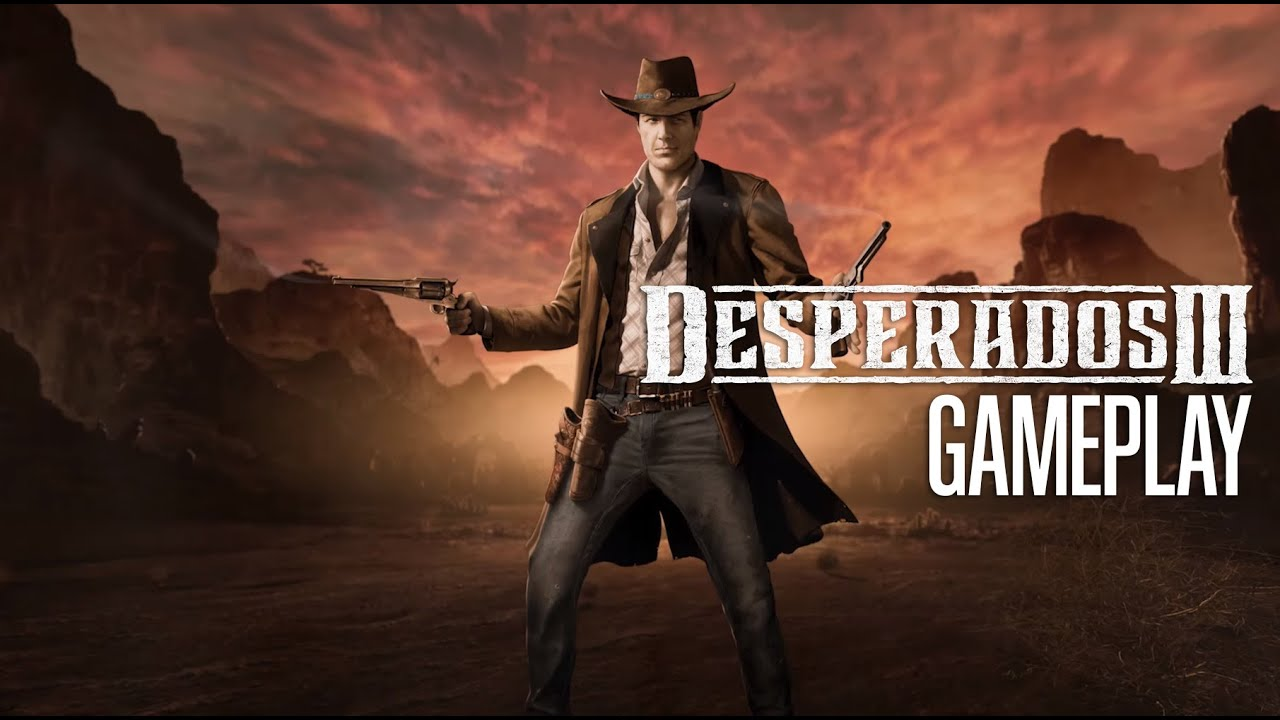 Desperados 3 Xbox One X Gameplay Youtube