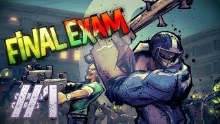 Final Exam (PS3) - Walkthrough - Part 1