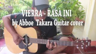Vierra Rasa Ini by Abboe Takara COVER