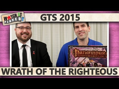 GTS 2015 – Pathfinder: Wrath Of The Righteous