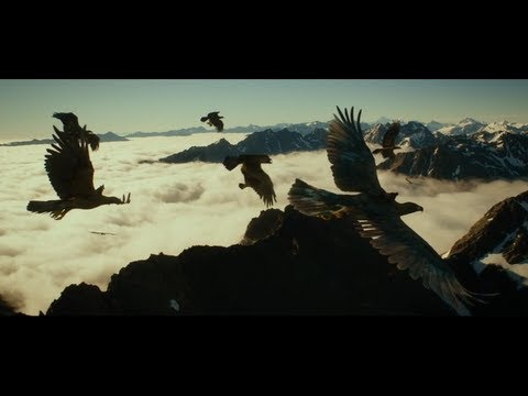 The Hobbit Eagles