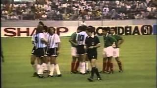 Скачать Argentina V Mexico Copa America 1993 Final 2nd Half FULL MATCH