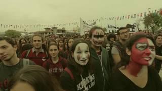 Kabataş Erkek Lisesi Geleneksel Veda Yürüyüşü 2017