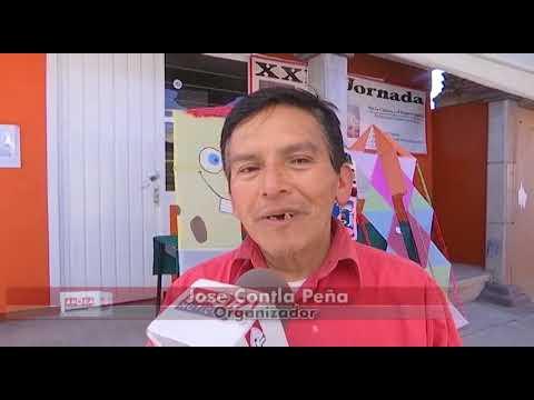 """Realizan Jornada Cultural """"Arte y tradiciones"""" en Contla"""