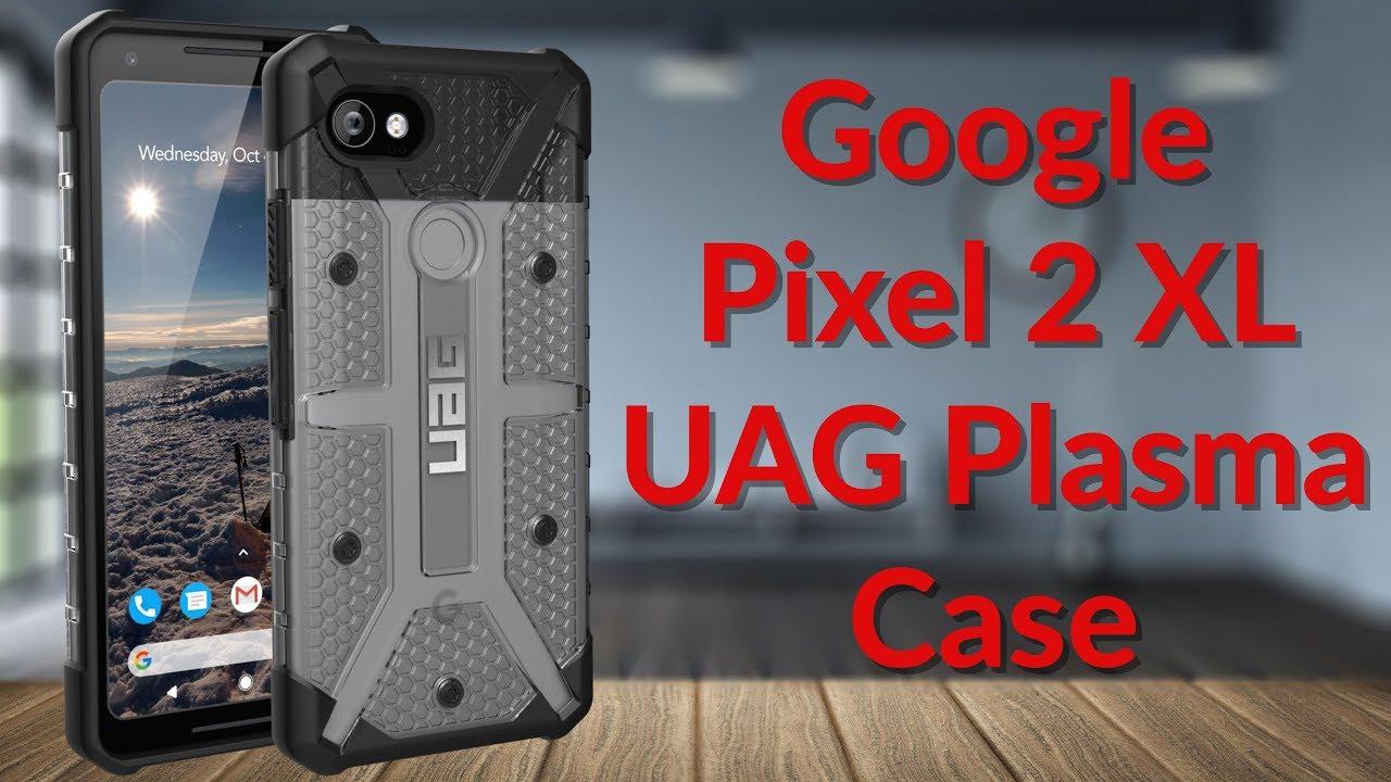 premium selection 20f10 90a7d Google Pixel 2 XL UAG Plasma Case - YouTube Tech Guy